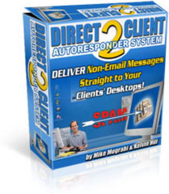 Pay for Direct 2 Client Autoresponder System
