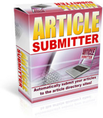 Pay for Article Submitter Software