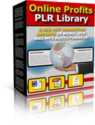 Pay for Online Profits PLR Library