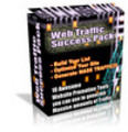 Thumbnail Web traffic success pack