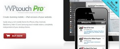 Thumbnail WP Touch Pro 2.60 Unlimited