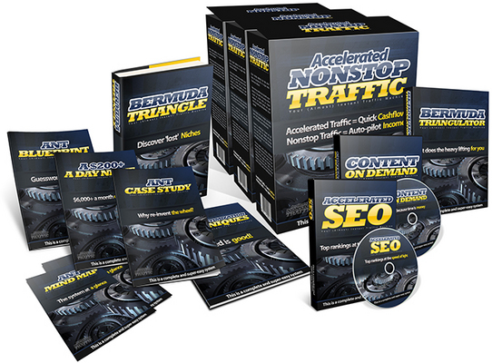 Pay for NEW!!NonStop Traffic = Auto-Pilot Income v2