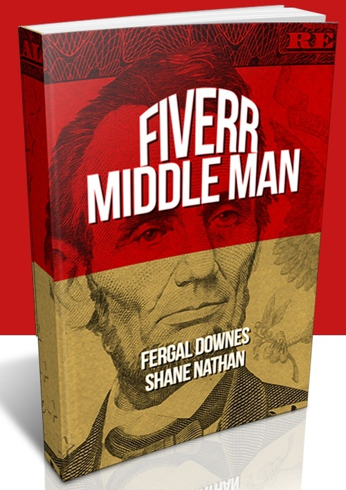 Pay for Fiverr Middle Man system that earn $600-$900 per month