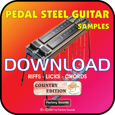 pedal steel guitar samples loops wav country collection download. Black Bedroom Furniture Sets. Home Design Ideas