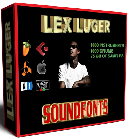 Pay for Lex Luger Soundfonts Instruments and Drum Kits SF2