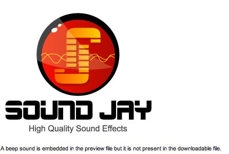 Pay for Beep Wav Sound Effect #9