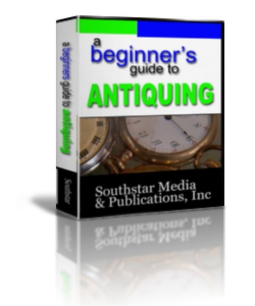 Pay for Beginners Guide To Antiquing