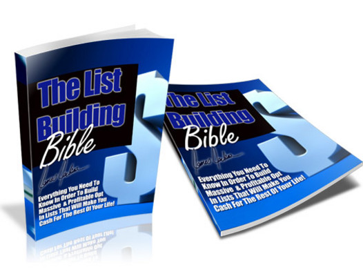 Pay for The List Building Bible