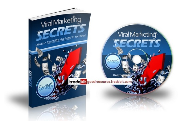 Pay for *New* Viral Marketing Secrets with Mrr