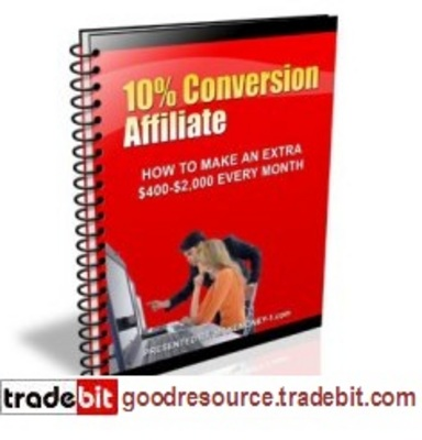 Pay for *New* 10 Percent Conversion Affiliate with Mrr + Bonu$
