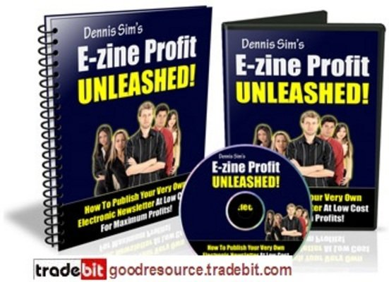 Pay for *New* E-zine Profit Unleashed Mrr + Bonu$