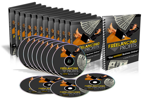 Pay for **NEW Freelancing Profits Video Series - MRR (Master Resell)