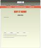 Thumbnail eBay Listing Template HTML Editor - HEADER - 150 Listings