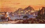 Thumbnail Rare Old Cart Postal from Corfu