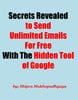 Thumbnail Secrets Revealed To Send Unlimited Emails With Google Tool