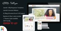 Thumbnail GT03 - Multipurpose Joomla Responsive Templates