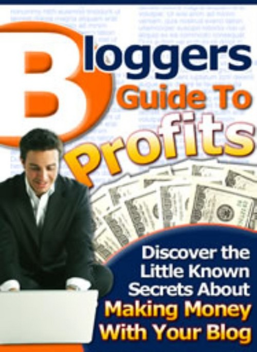 Pay for Bloggers Guide To Profits | PDF eBook | + Mrr | Only $1.49