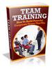 Thumbnail Team Training