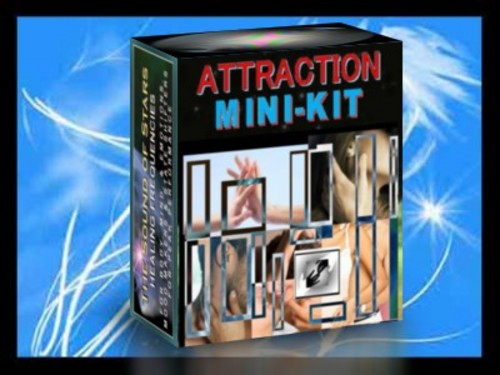 Pay for MINI-KIT - ATTRACTION - ROMANCE SUCCESS
