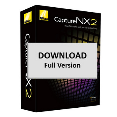 Pay for Nikon Capture NX 2 Full Photo Editing Software