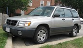 Subaru Forester 1999 2004 Service and Workshop Manual