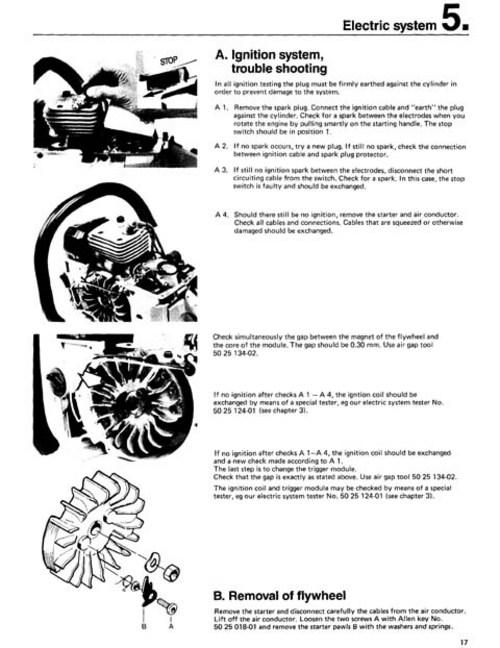 husqvarna chainsaw workshop manual model 181 download manuals am rh tradebit com husqvarna chainsaw workshop manual husqvarna 240 chainsaw service manual