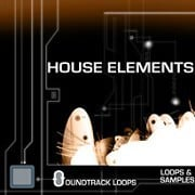 Thumbnail HOUSE ELEMENTS Apple Loops Volumes 1-4 .aiff .zip