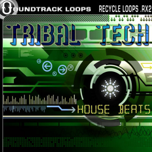 Thumbnail Tribal Tech House Beats Recycle Loops .Rx2 zip