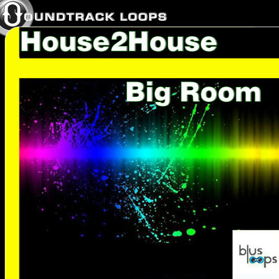 Thumbnail Bus Loops House2House Big Room House Loops Ableton Live Pack