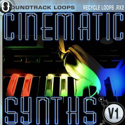 Thumbnail SL Cinematic Synths V1 Recycle .RX2