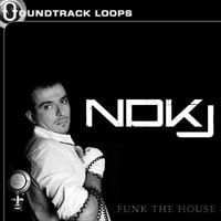 Thumbnail FUNK THE HOUSE APPLE LOOPS .AIFF LOOPS SAMPLES