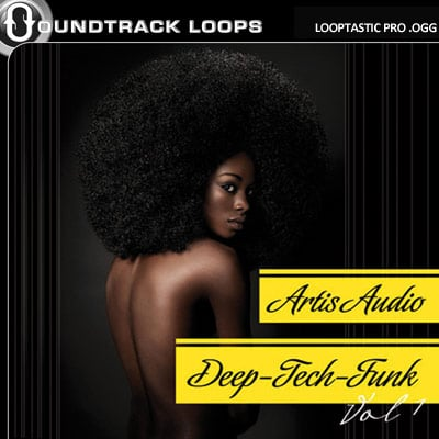 Thumbnail ARTIS AUDIO Deep Tech Funk Looptastic Pro OGG Loops