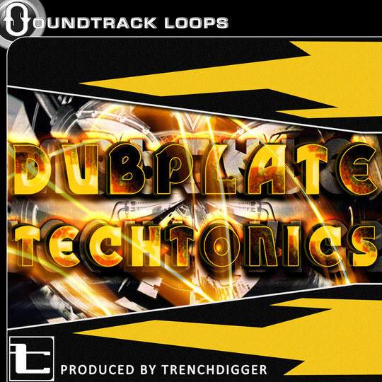 Thumbnail Dubplate Techtonics Apple  Loops Dubstep & Drum n Bass Loops