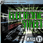Pay for ELECTRONIC STREET Apple Loops Volume  02 .aiff LOOPS SAMPLES
