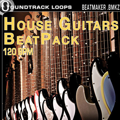 Thumbnail HOUSE ELEMENTS House Guitars Key A 120BPM BEATMAKER BEATPACK BMKZ.zip