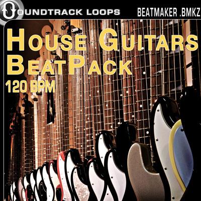 Thumbnail HOUSE ELEMENTS House Guitars Key A 120BPM BEATMAKER BEATPACK BMKZ.zip