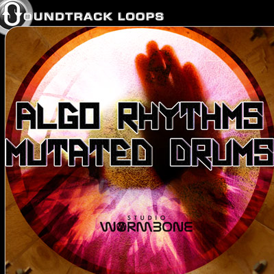 Thumbnail Algo Rhythms Mutated Drum Loops RECYCLE Rx2 Reason Dr Re