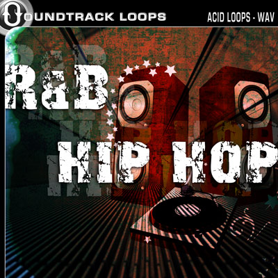 Thumbnail R & B Hip Hop Acid Loops  WAV  Cubase Fruity Loops Sonar