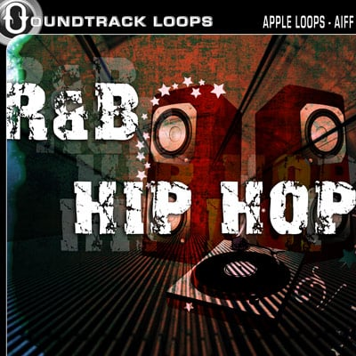 Thumbnail R & B Hip Hop Apple Loops AIF Logic Pro Garageband