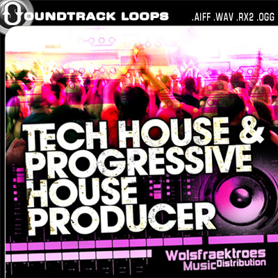 Thumbnail Tech House & Progressive House Producer Looptastic .ogg