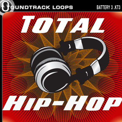Thumbnail TOTAL HIP HOP BATTERY 3 KITS WAV, AIFF