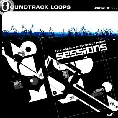 Thumbnail TECH HOUSE & PROGRESSIVE HOUSE SESSIONS LOOPTASTIC .OGG.zip
