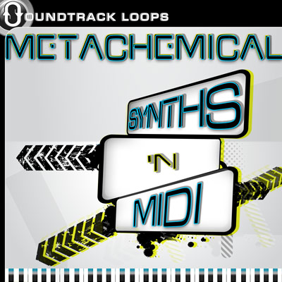 Thumbnail  Metachemical Synths N Midi Garageband Apple Loops AIF LOGIC