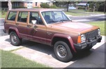 Thumbnail Jeep Cherokee 1988 Factory Service Manual