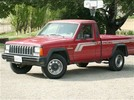 Thumbnail Jeep Comanche 1988 Factory Service Manual