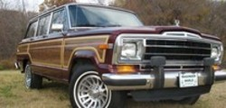 Thumbnail Jeep Wagoneer 1988 Factory Service Manual