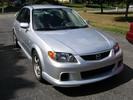 Thumbnail Mazda Protege 2001-2003 FSM & Parts Catalog