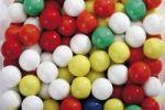 Thumbnail Multicoloured gumballs, full frame