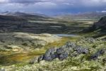 Thumbnail Landscape in Rondane National Park, Norway, Scandinavia, Northern Europe