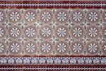 Thumbnail Tile ornaments, detail, Andalusia, Spain, Europe